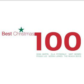 100 Best Christmas Songs - Various Artists (CD)