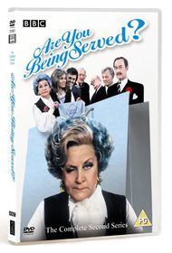Are You Being Served-Series 2 - (Import DVD)