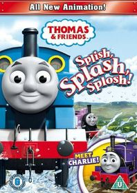 Thomas And Friends - Splish, Splash, Splosh - (Import DVD)