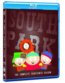 South Park - Season 13 - (Import Blu-ray Disc)