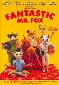 Fantastic Mr. Fox - (Region 1 Import DVD)