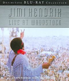 Live at Woodstock - (Australian Import Blu-ray Disc)