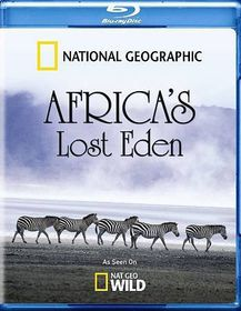 Africa's Lost Eden - (Region A Import Blu-ray Disc)