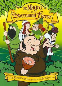 Mr Magoo in Sherwood Forest - (Region 1 Import DVD)