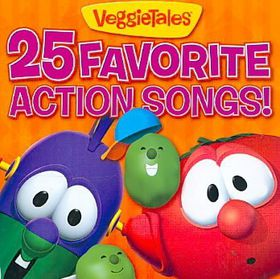 25 Favorite Action Songs - (Import CD)