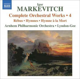 Arnhem Philharmonic Orchestra - Complete Orchestral Works - Vol.4 (CD)