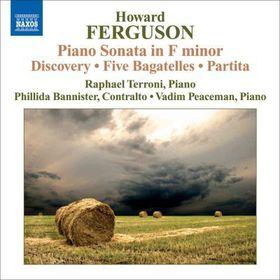 Howard Ferguson - Piano Sonata / Discovery / (5) Bagatelles (CD)