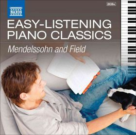Easy Listening Piano Classics 4 - Various Artists (CD)