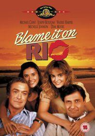 Blame It On Rio (Import DVD)