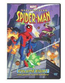 Spectacular Spider-Man Vol 8 - (Region 1 Import DVD)