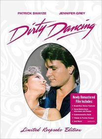 Dirty Dancing (Limited Keepsake Ed) - (Region 1 Import DVD)