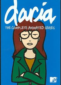 Daria:Complete Animated Series - (Region 1 Import DVD)