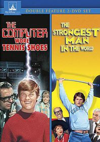 Computer Wore Tennis Shoes/Strongest - (Region 1 Import DVD)