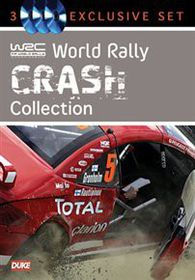 WRC Crash Collection - (Import DVD)