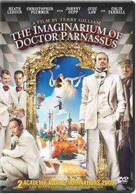 Imaginarium of Doctor Parnassus - (Region 1 Import DVD)