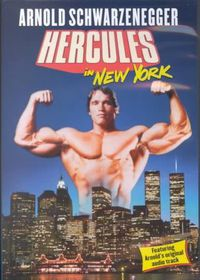 Hercules in New York - (Region 1 Import DVD)