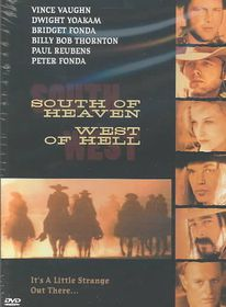 South of Heaven West of Hell - (Region 1 Import DVD)