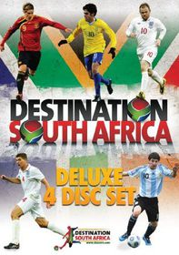 Destination South Africa 2010 - Collection (6 Discs) - (Import DVD)