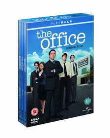 The Office (USA) - Season 4 - (parallel import)