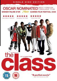The Class - (Import DVD)