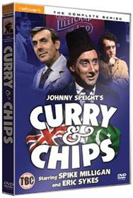 Curry And Chips - The Complete Series - (Import DVD)