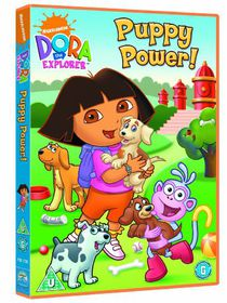 Dora The Explorer: Puppy Power - (Import DVD)