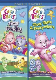 Care Bears:Bear Buddies/Cheer There a - (Region 1 Import DVD)