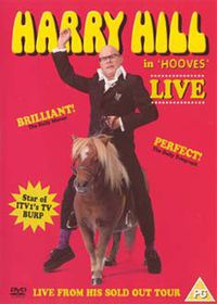 Harry Hill-Live - (Import DVD)