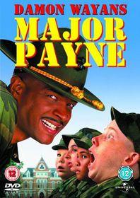 Major Payne (Import DVD)
