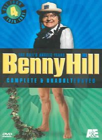 Benny Hill: Complete and Unadulterated - Set Four: The Hills Angels Years - (Region 1 Import DVD)