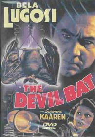 Devil Bat - (Region 1 Import DVD)