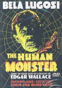 Human Monster - (Region 1 Import DVD)