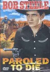 Paroled to Die - (Region 1 Import DVD)