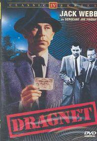 Dragnet - Classic TV Series - (Region 1 Import DVD)