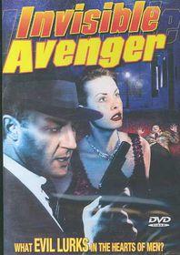 Invisible Avenger - (Region 1 Import DVD)