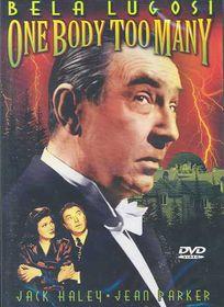 One Body Too Many - (Region 1 Import DVD)