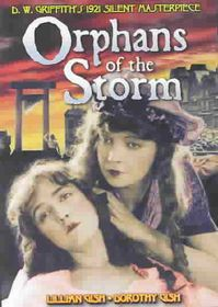Orphans of the Storm - (Region 1 Import DVD)