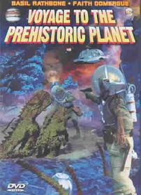 Voyage to the Prehistoric Planet - (Region 1 Import DVD)