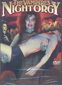Vampires Night Orgy - (Region 1 Import DVD)