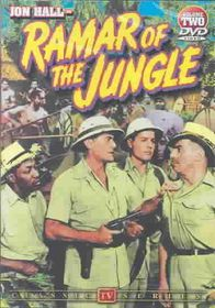Ramar of the Jungle Volume 2 - (Region 1 Import DVD)