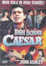 High School Caesar - (Region 1 Import DVD)