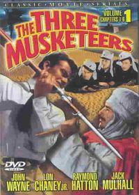 Three Musketeers Volume 1 - (Region 1 Import DVD)
