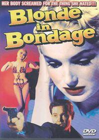 Blonde in Bondage - (Region 1 Import DVD)