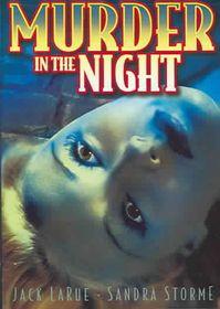 Murder in the Night - (Region 1 Import DVD)