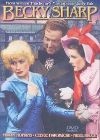 Becky Sharpe - (Region 1 Import DVD)