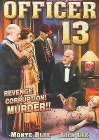 Officer 13 - (Region 1 Import DVD)