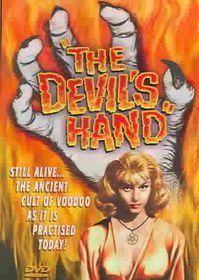 Devil's Hand - (Region 1 Import DVD)
