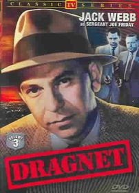 Dragnet TV Series:Vol 3 - (Region 1 Import DVD)