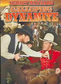 Galloping Dynamite - (Region 1 Import DVD)