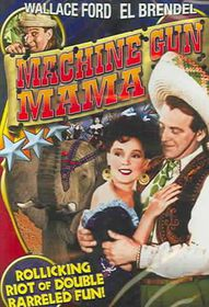 Machine Gun Mama - (Region 1 Import DVD)